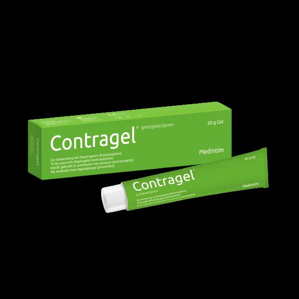 Contragel Contraceptive Gel
