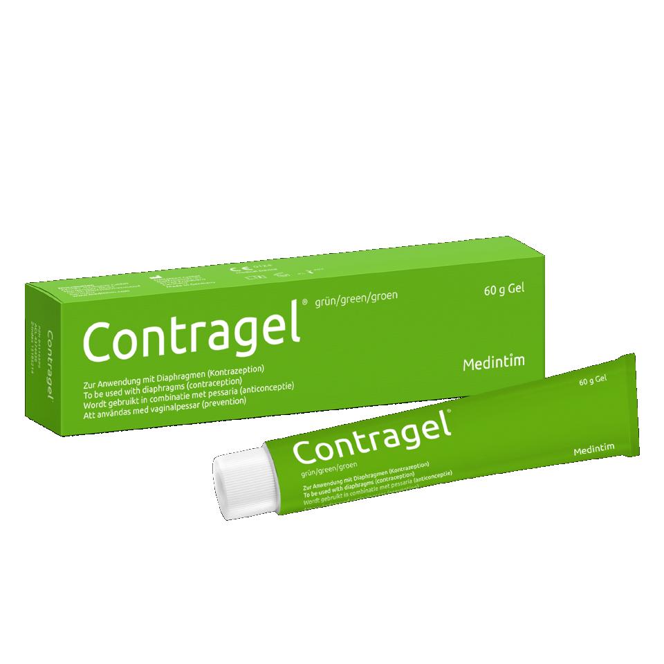 ContraGel, The Natural Alternative To Spermicide